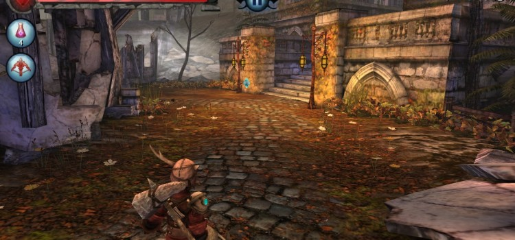 Horn Review (iOS): un soi de Zelda cu lupte de tip Infinity Blade (Video)