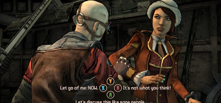 Noi imagini si un trailer din Tales from the Borderlands isi fac aparitia (Video)