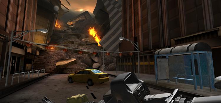 Godzilla are parte de 2 jocuri pe iOS si Android: Strike Zone si Smash3 (Video)
