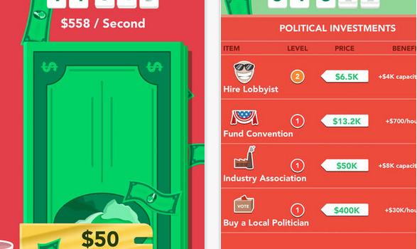 Make it Rain, un joc controversat si corupt care e noul Flappy Bird al momentului