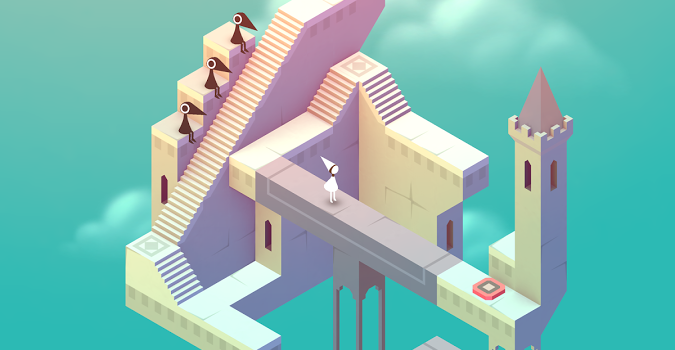 Monument Valley, jocul iOS hit a ajuns si pe Android