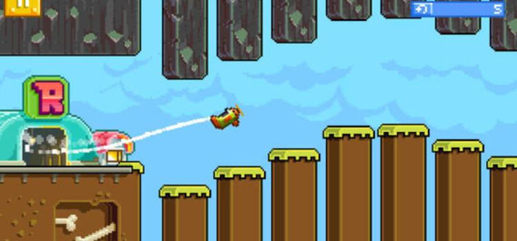 Rovio trece de la Angry Birds la Flappy Bird prin jocul clona Retry