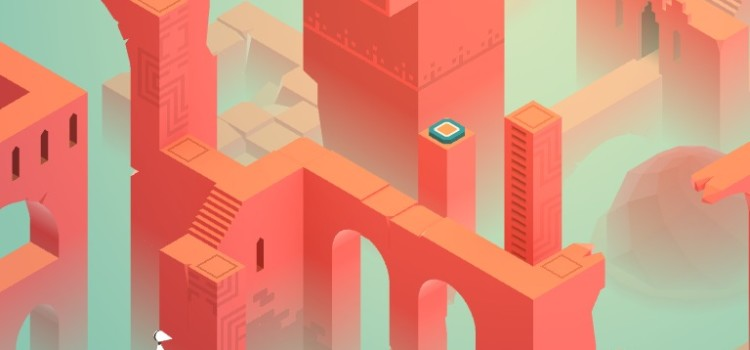 Monument Valley Review (Joc iOS): O opera de arta, etalata in doar 10 nivele de joc puzzle (Video)