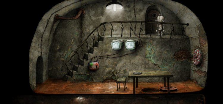 Machinarium Review (Android): asa se face un puzzle point and click pentru mobil! (Video)