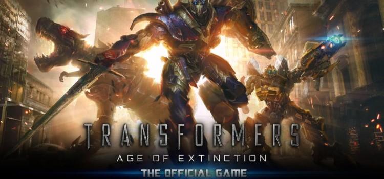 Transformers Age of Extinction primeste si joc de mobil, soseste pe iOS deocamdata (Video)