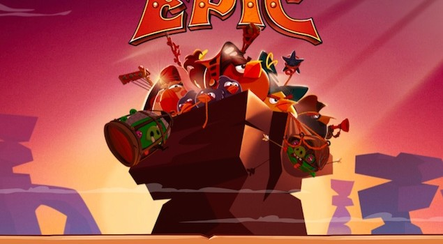 Angry Birds Epic se lanseaza pe iOS si Android pe 12 iunie