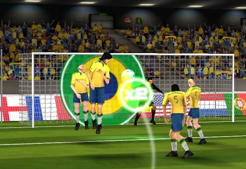 Flick Soccer Brazil e inca un mini joc pe mobil legat de Cupa Mondiala