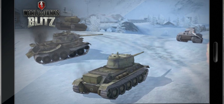 E4 2014: World of Tanks Blitz vine pe iOS pe 26 iunie