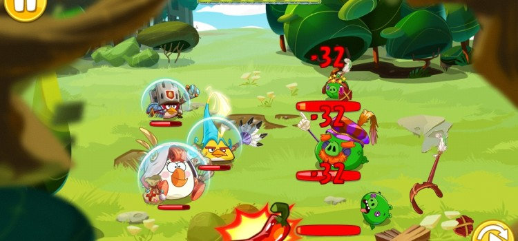 Angry Birds Epic Review: aproape un Final Fantasy, dar cu mai putina fantezie (Video)