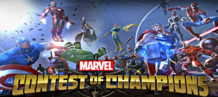Marvel anunta un nou fightning game la Comic Con: Contest of Champions (Video)