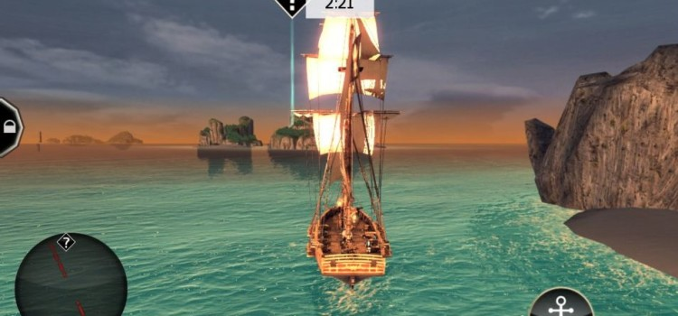 Assassin's Creed Pirates disponibil gratuit pe iOS timp de o saptamana