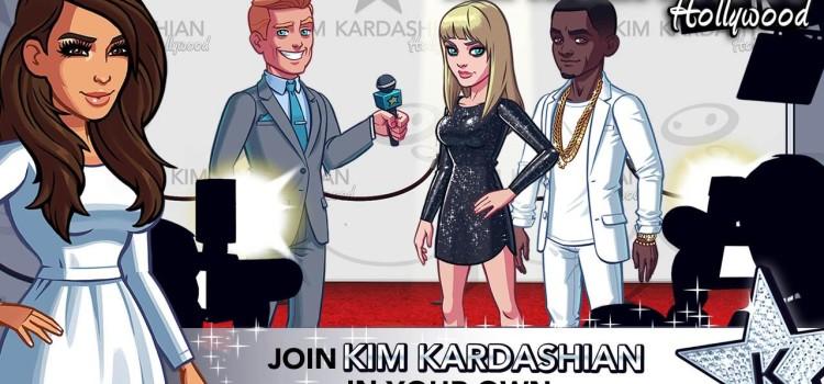 Jocul Kim Kardashian Hollywood a devenit deja un hit urias, va creste de unul singur actiunile Glu
