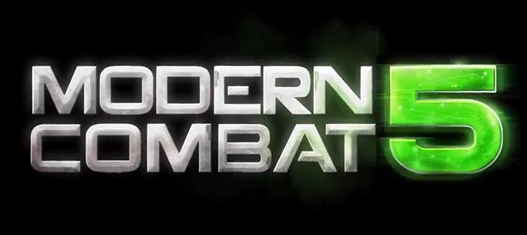 Avem data de lansare pentru Modern Combat 5: Blackout!