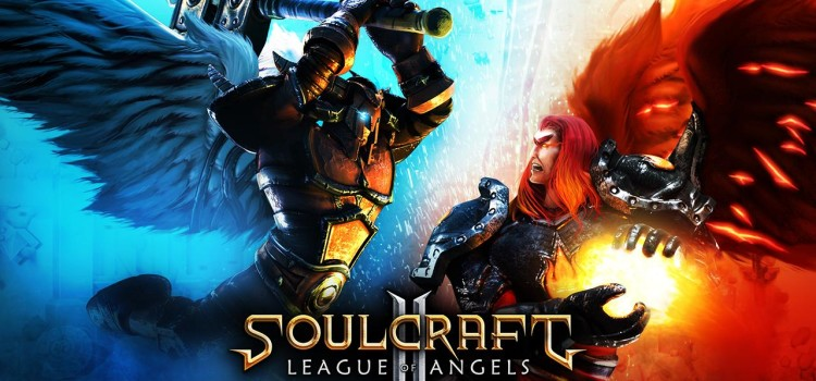 SoulCraft 2: League of Angels disponibil gratuit in Play Store; Continuarea unui RPG de actiune de succes