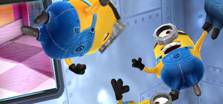 Despicable Me: Minion Rush Review: minionii nu au fost niciodata mai amuzanti! (Video)