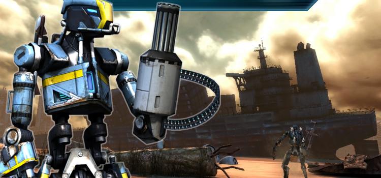 Jocul gratuit al saptamanii (iOS): Epoch 2, un shooter static foarte atractiv