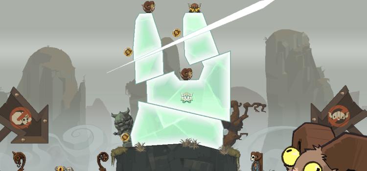 Jocul gratuit al saptamanii (iOS) : Icebreaker: A Viking Voyage, un soi de Cut the Rope cu vikingi