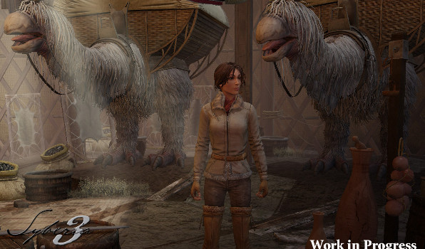Syberia 3 confirmat pentru debut pe iOS si Android in 2015