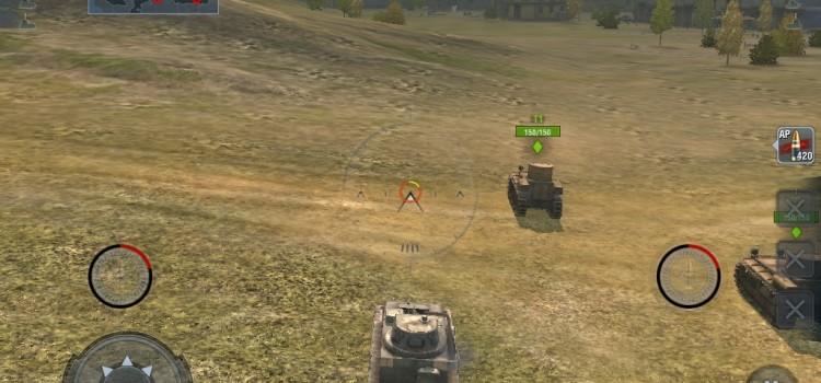 World of Tanks Blitz va sosi pe Android in urmatoarele saptamani