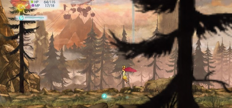 Child of Light Review (PS Vita): cel mai bun joc Ubisoft din ultima vreme, un RPG cu mult suflet (Video)
