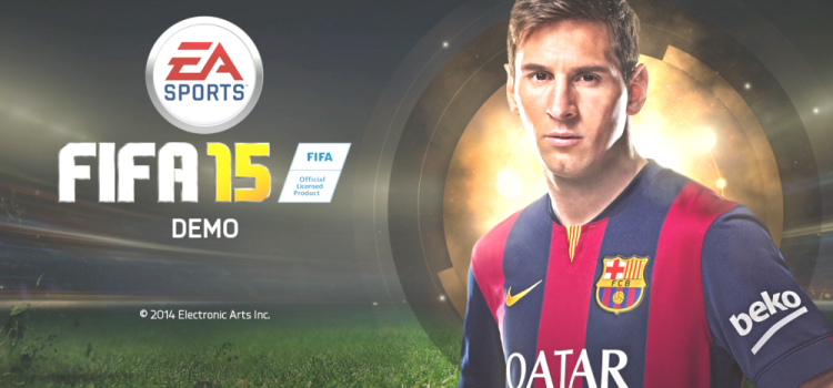 FIFA 15 Review (Demo/PlayStation 4): Control mai mult la cornere, public aratos, meniuri si skilluri noi (Video)