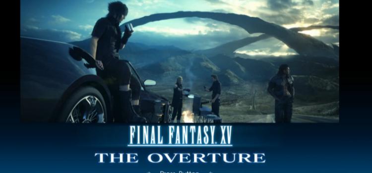 Iata cum arata Final Fantasy 15, cu gameplay prezentat la Tokyo Game Show 2014 (Video)