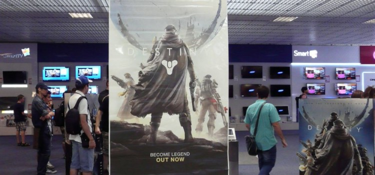 Lansare Destiny + PS4 Bundle in Romania: impresii si hands on (Video)