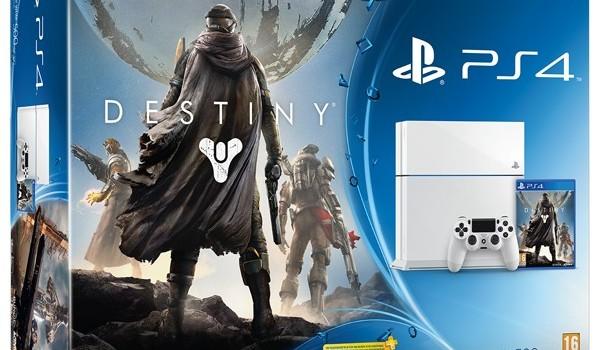 Inca 18 ore pana la lansarea lui Destiny la pachet cu PS4 in Romania!