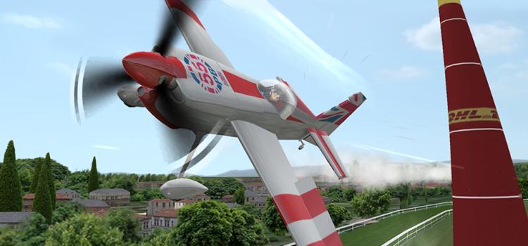 Red Bull Air Race, un nou joc arcade cu avioane soseste pe iOS si Android