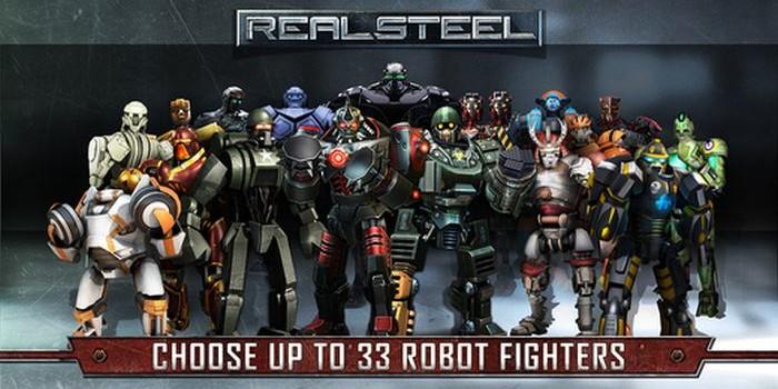 Jocul gratuit al saptamanii (iOS): Real Steel, un joc de bataie cu roboti