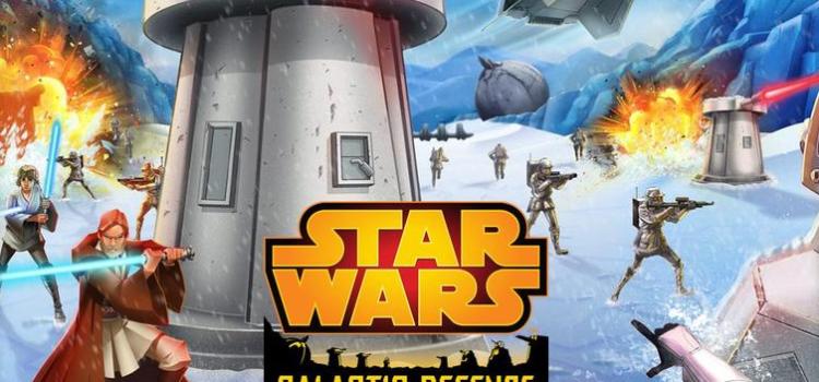 Inca un joc Star Wars pentru mobil: acesta e Star Wars Galactic Defense si e un tower defense (Video)