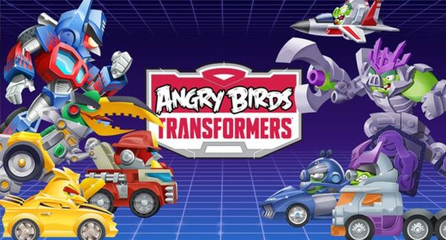 Angry Birds Transformers disponibil acum pe iPhone si iPad; Il poti descarca gratuit de aici!