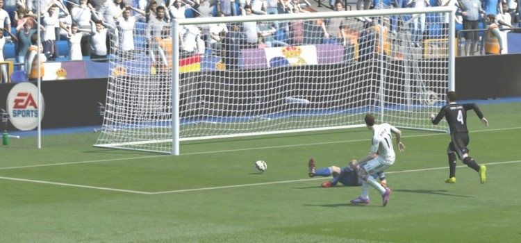FIFA 15 Review Limba Romana (PS4): distractia a revenit pe ecrane, nivelul de dificultate a scazut (Video)
