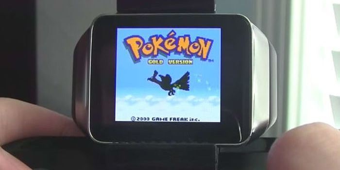 Jocurile clasice de pe Game Boy Color ruleaza acum pe smartwatchuri cu Android Wear (Video)