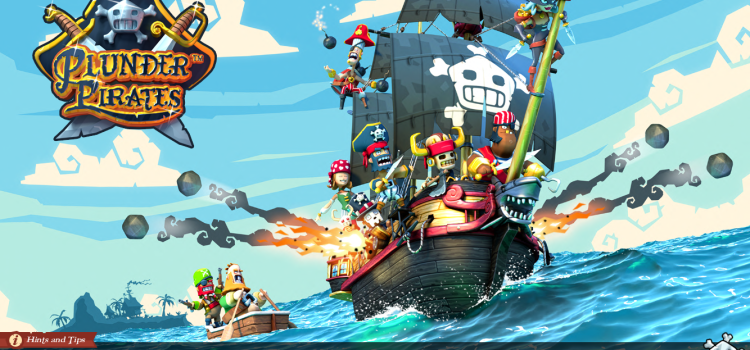 Plunder Pirates Review (iOS): Rovio trece la clone Clash of Clans, nu o face prea stralucit (Video)