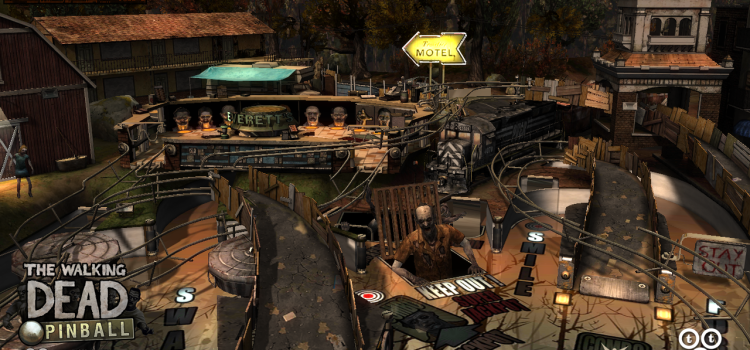 Reduceri speciale la jocuri de Halloween pe iOS si Android: Walking Dead Pinball, Bio Inc, DUNGEONy
