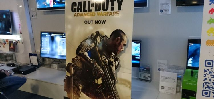 Lansare Call of Duty Advanced Warfare in Romania (Media Galaxy): impresii, galerie foto si video