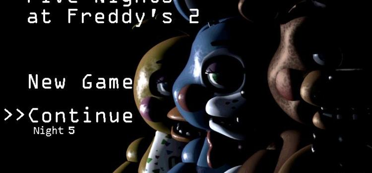 Five Nights at Freddy's 2 disponibil acum si pe mobil si tableta; Descarca-l aici pe iOS si Android!