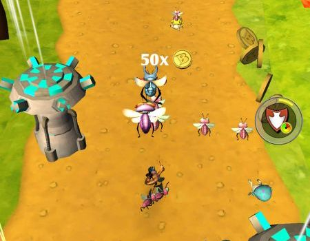 Bugs vs Aliens Review (Android): endless runner made in Romania, care scoate bondarul din tine (Video)
