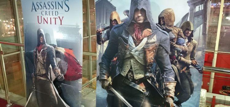 Lansare Assassin's Creed Unity si Rogue in Romania: Galerie Foto si Video (Media Galaxy Orhideea)