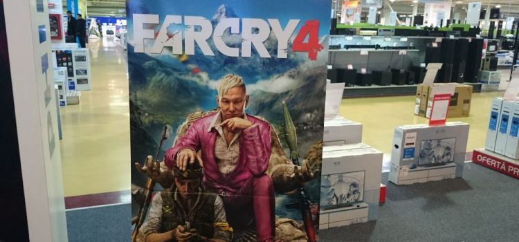 Lansare Far Cry 4 in Romania: galerie foto si video (Media Galaxy Orhideea)