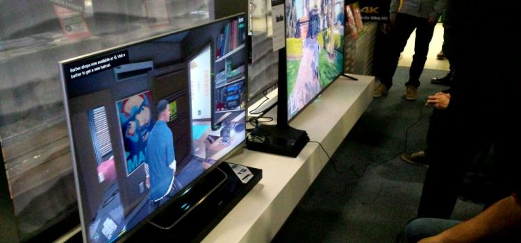 Lansare GTA 5 (PS4/Xbox One) Romania: galerie foto si video – Media Galaxy Vitan Mall Bucuresti