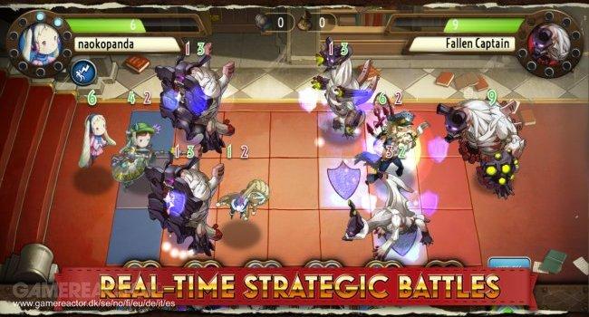 Square Enix lanseaza un RPG pe mobil ca in vremurile bune: Heavenstrike Rivals