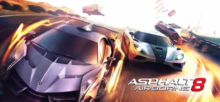 Asphalt 8 Airborne Review (Android): Regele soselelor domina genul racing si dupa un an! (Video)