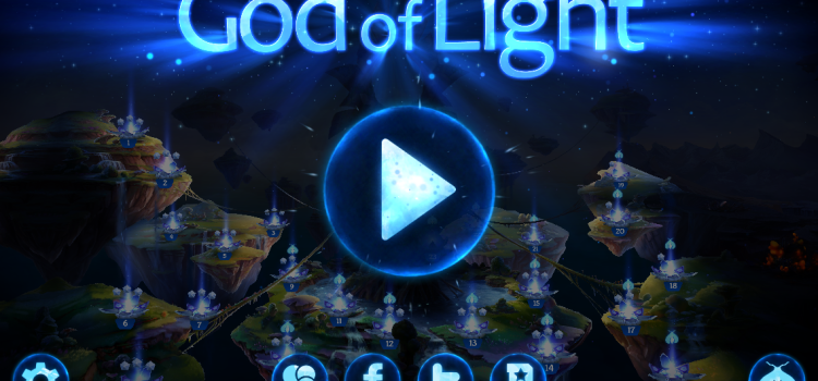 God of Light Review (iOS): un puzzle luminos, soporific, cu soundtrack de UNKLE (Video)