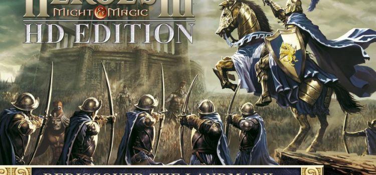 Heroes of Might and Magic III HD vine pe tablete in ianuarie