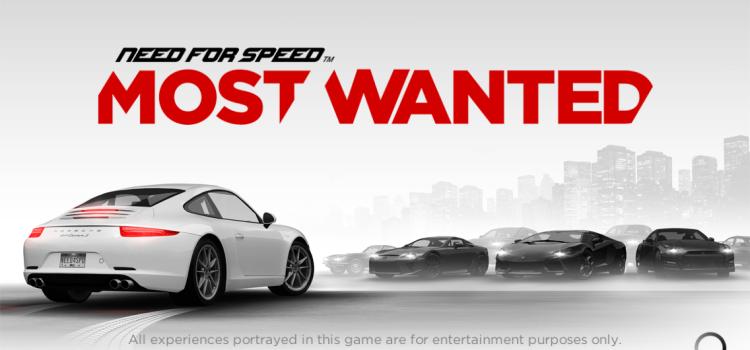 Need for Speed Most Wanted Review (iOS): grafica din 2012 inca rezista, lipsa de varietate inca inteapa (Video)