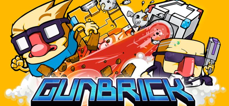 Gunbrick Review (iOS): Un joc 16 bit ca la carte, ca pe vremuri, cu un concept inedit (Video)