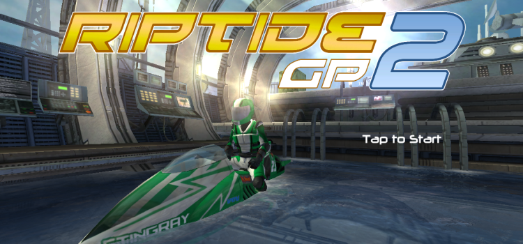 Riptide GP2 Review (iOS): Jocul benchmark perfect, cu o grafica excelenta si posibilitatea de a rula pe orice device (Video)