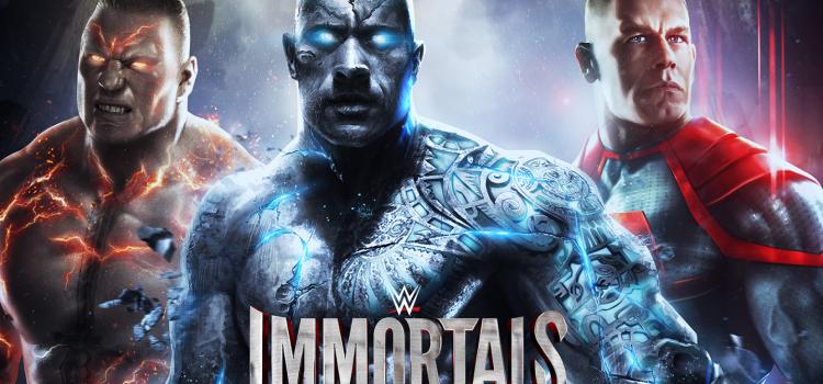 WWE Immortals, un soi de Injustice cu wrestleri a sosit pe Android (Video)